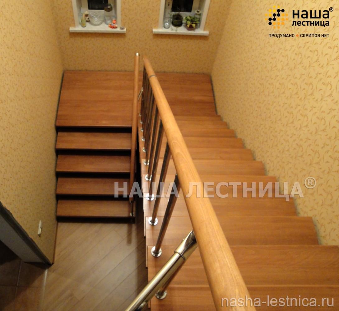 Межэтажные лестницы своими руками: как сделать самому (инструкция, фото.) 79