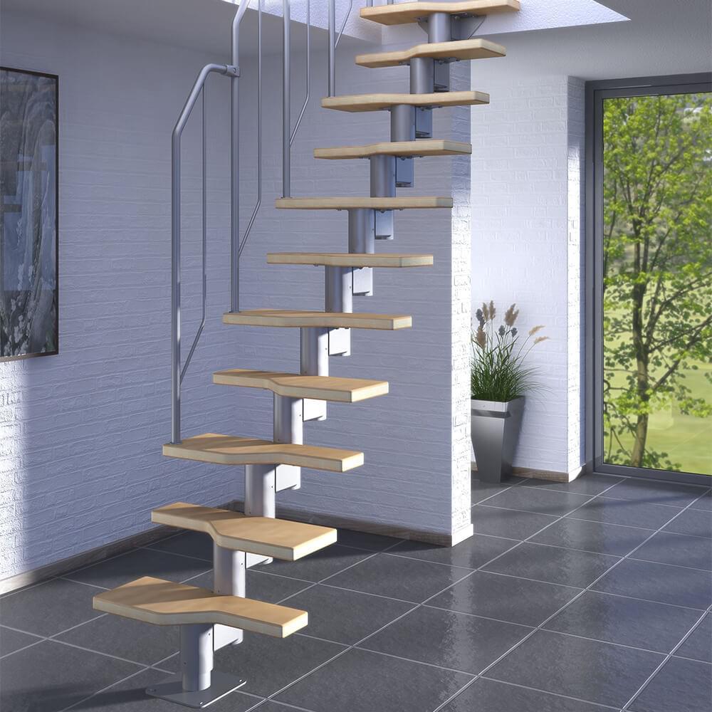 Модульная лестница картинки
