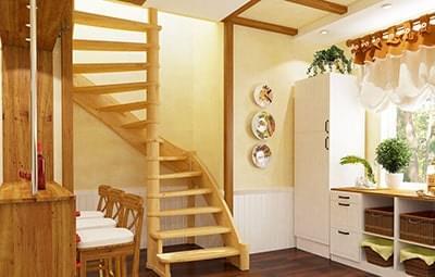 Выбор лестницы в дом - 1