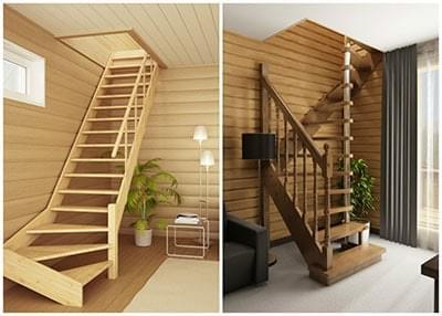 Выбор лестницы в дом - 4